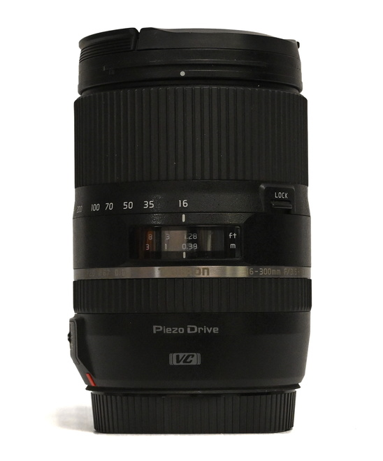 Tamron 16-300mm F/3.5-6.3