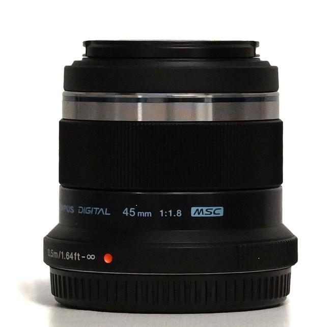 Olympus 45mm F/1.8 MSC