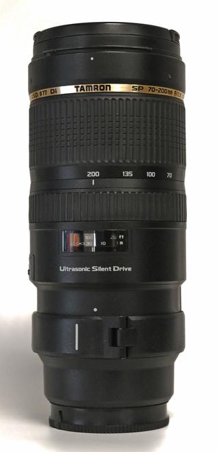 TAMRON SP 70-200mm F/2.8