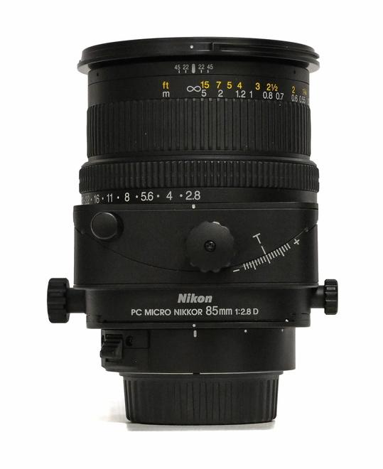 NIKON PC MICRO 85mm F/2.8D