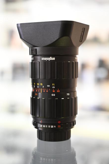 ANGENIEUX ZOOM 2X35 F2.5 - 3.3