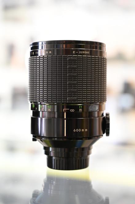 SIGMA MIRROR TELEPHOTO 600 MM F8