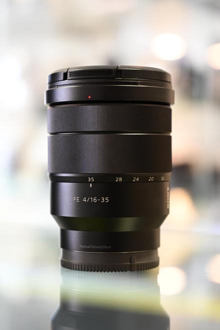 Sony FE 16 35 mm F4