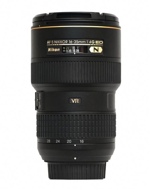 NIKON AF-S 16-35mm F/4 G ED