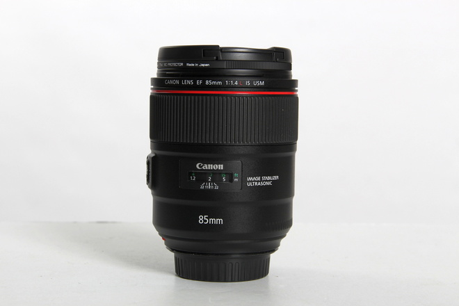 Canon ef 85mm f1.4 l is usm