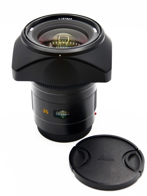 Leica Summarit 35 mm F 2.5 S