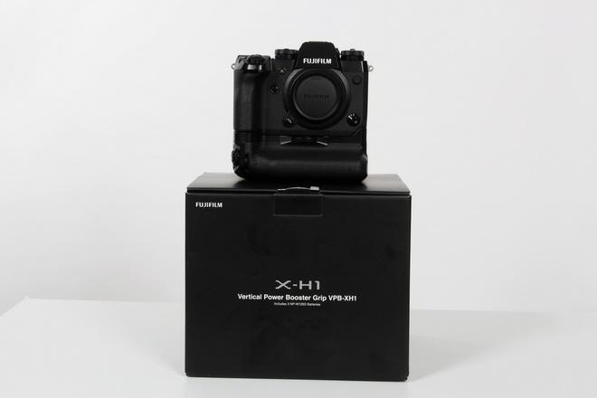 FUJIFILM X-H1 Noir boitier nu occasion