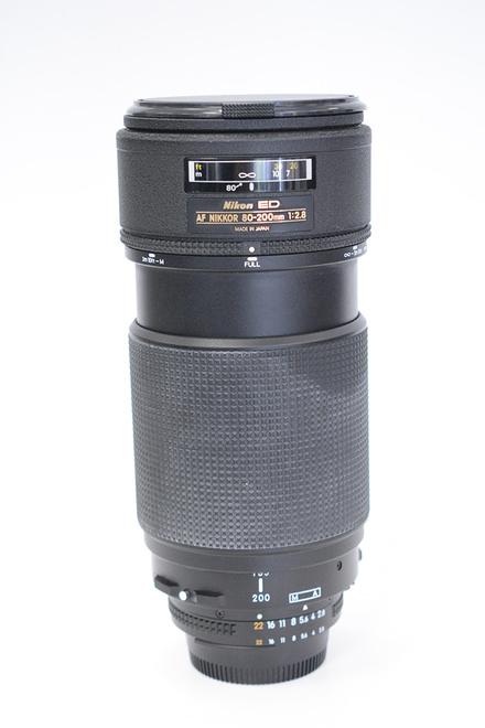 NIKON 80-200 F2,8 ED