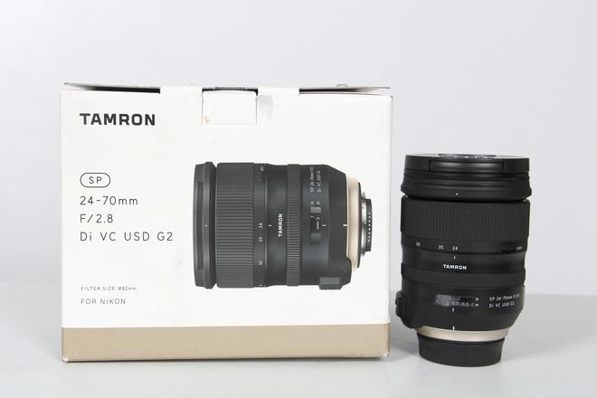 TAMRON SP 24-70MM F/2.8 Di VC USD G2 MONTURE NIKON