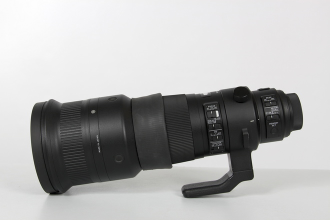 SIGMA 500MM F4 DG OS HSM SPORT MONTURE NIKON