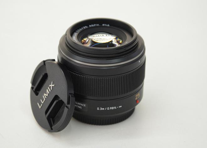 Panasonic LUMIX DG 25mmf1.4 ASPH