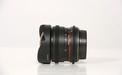 SAMYANG WALIMEX PRO 8mm t 3.8 fisheye CS Monture CANON EF-S
