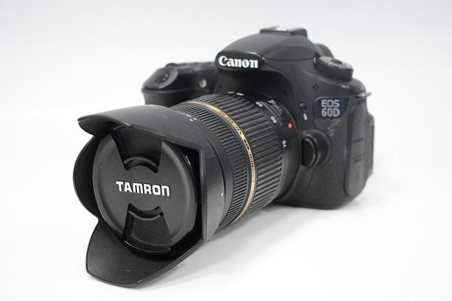 CANON EOS 60D+ TAMRON 28-75 F2,8 - BAGUES ALLONGES
