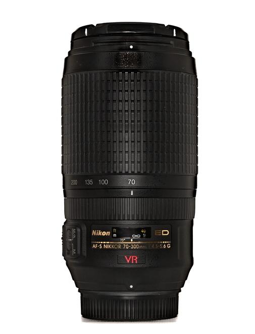 Nikon AF-S 70-300mm F/4.5-5.6 G ED VR