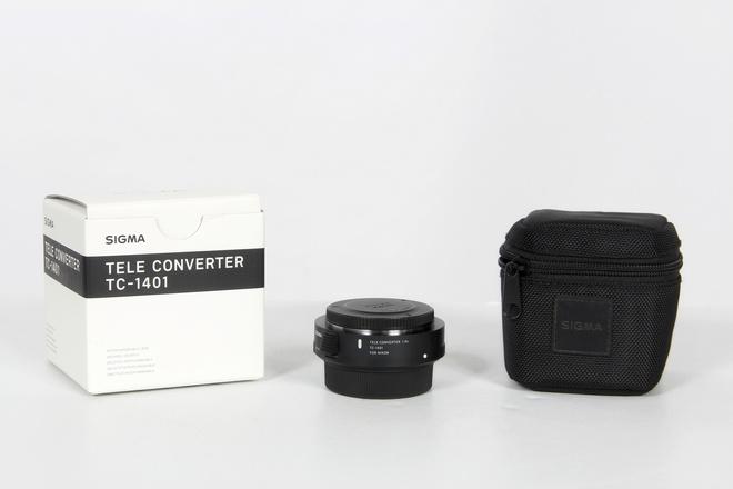 SIGMA EXTENDER multiplicateur 1.4x TC-1401 en monture NIKON