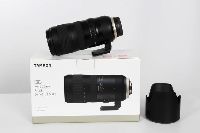 Tamron 70-200 mm f 2.8 DI VC