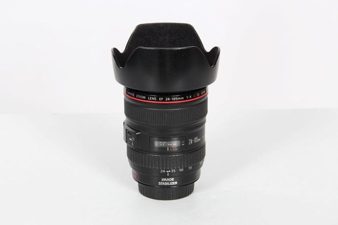 Canon ef 24-105 mm f 4 L is usm ( version 1)