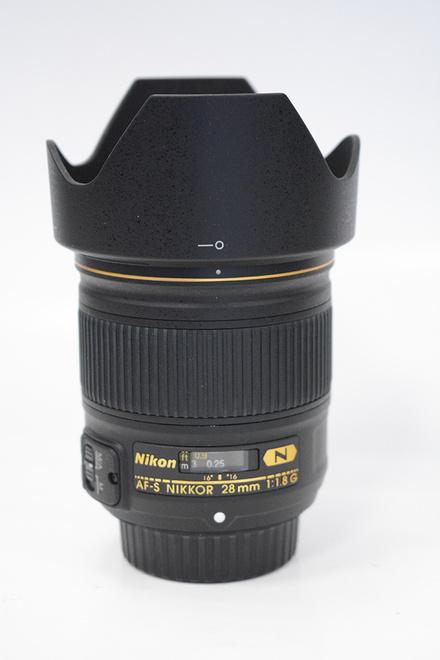 NIKON AF-S 28MM F1,8 G