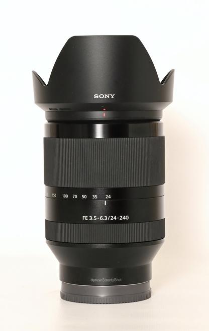 SONY FE 24-240mm f3.5-6.3 OSS