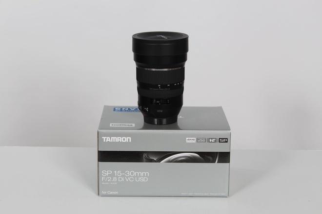 Tamron 15-30 mm f 2.8 Di Vc Usd monture canon af