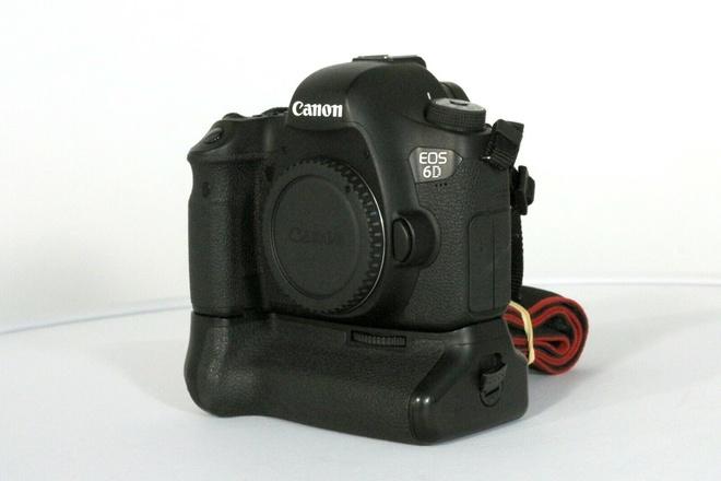 CANON 6 D GRIPP
