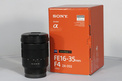 Sony Zeiss 16-35mm f4 ZA OSS