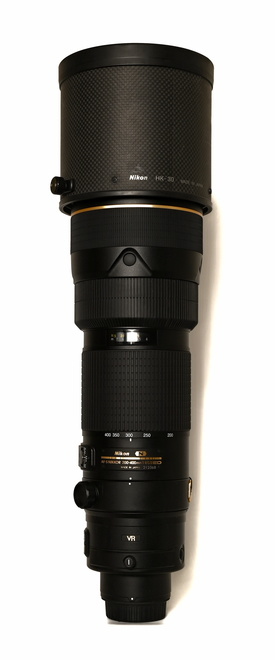 AF-S 200-400mm F/4 G ED VR II