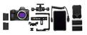 Kit Movie Nikon