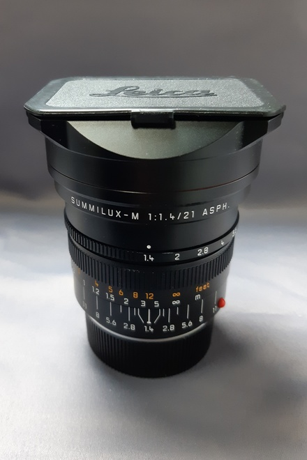Leica M 21mm f/1.4 Summilux Asph.
