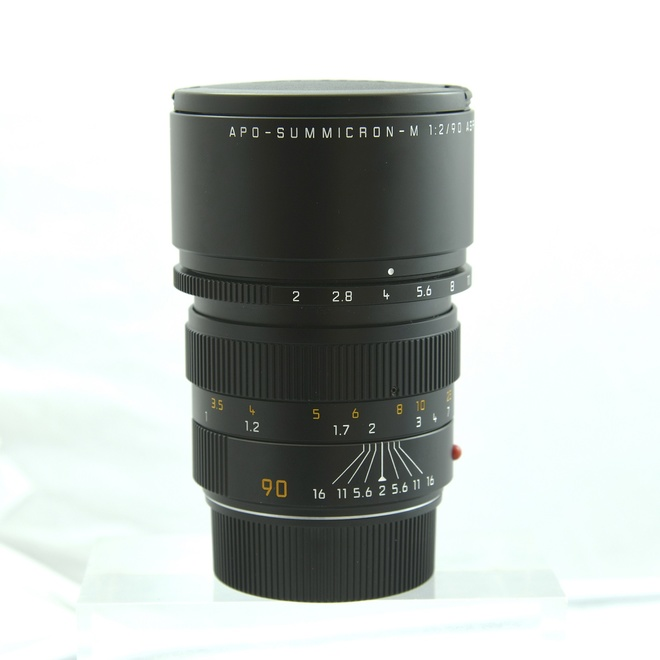 Leica M 90mm f/2 summicron