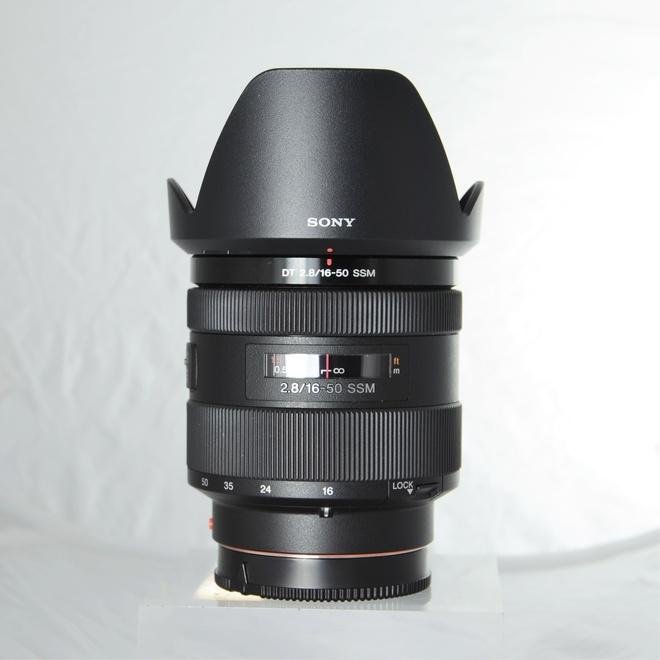 Sony DT 16-50 f/2.8 SSM