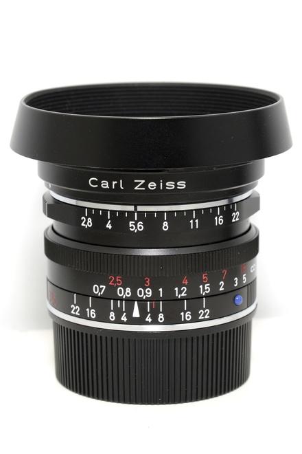 Zeiss 35mm f/2.8 monture Leica M