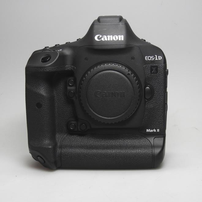 Canon EOS 1x mark II