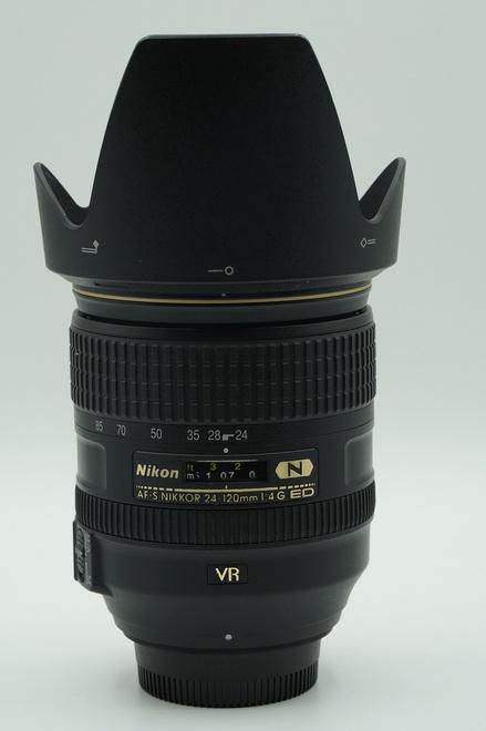 Nikon AF-S 24-120 f/4 G ED VR