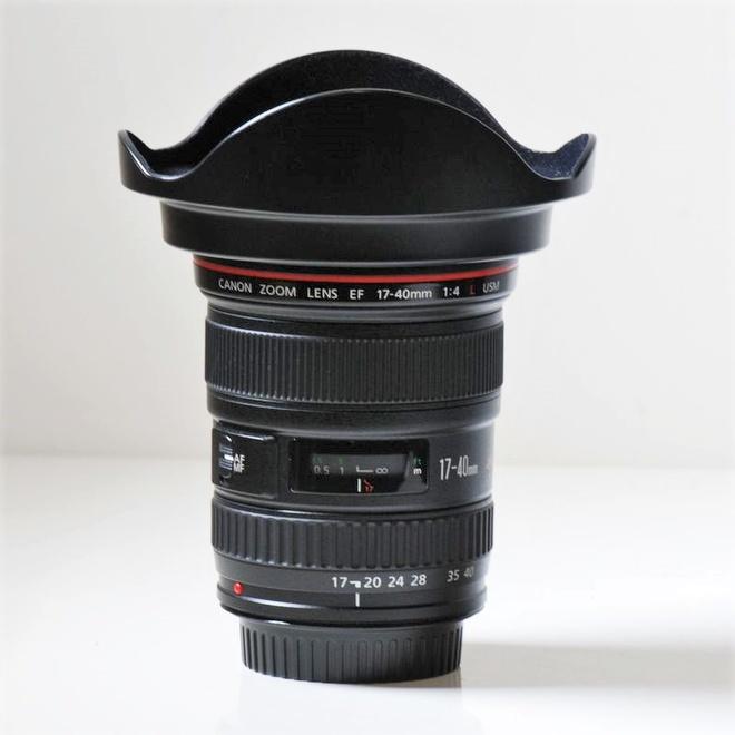 Canon EF 17-40 f/4 L USM