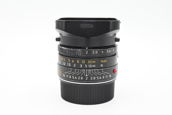 Leica M 35mm f/2 Summicron Asph.
