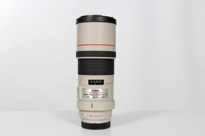 CANON EF 300MM F4 L IS