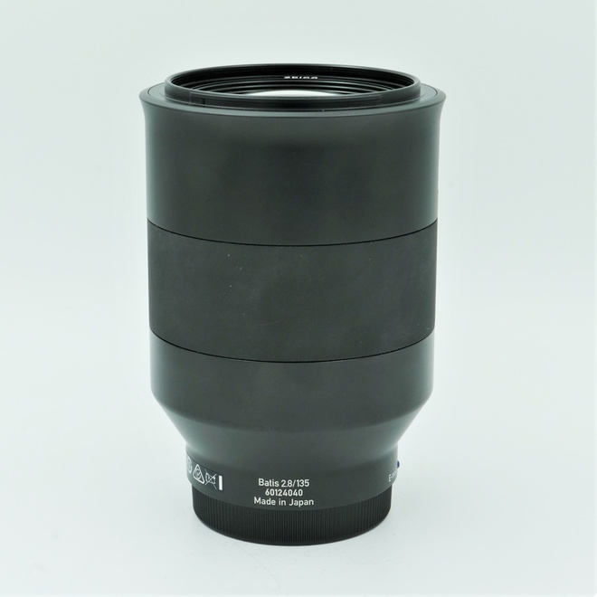 Zeiss 135mm f/2. pour Sony E
