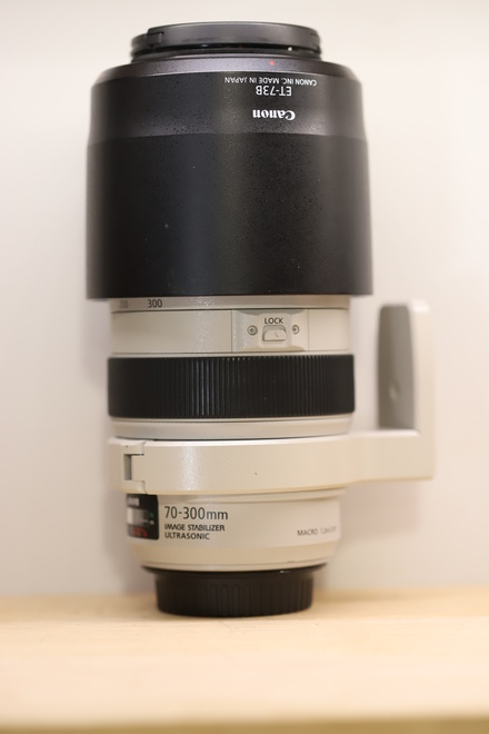 CANON ZOOM 70/300 4.5/5.6 L IS USM