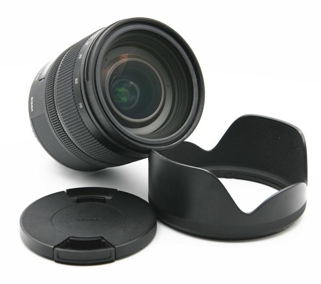 Sigma 24-70 mm F2.8 NIKON