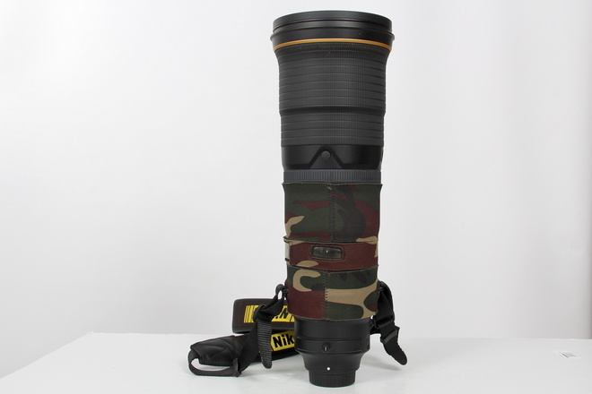 NIKON AF-S 500MM F/4 E FL ED VR