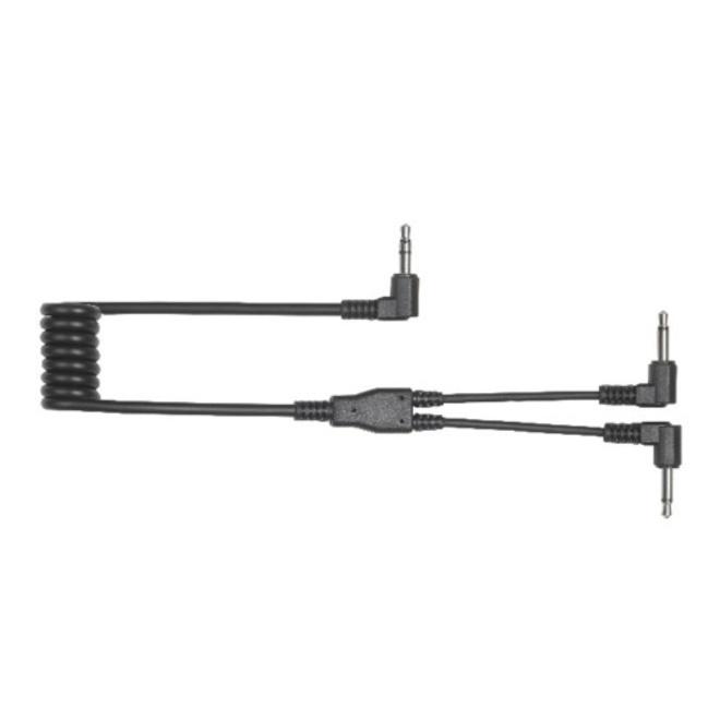 AUDIO TECHNICA Cable Mini-Jack 2x3.5 mono Systeme 10