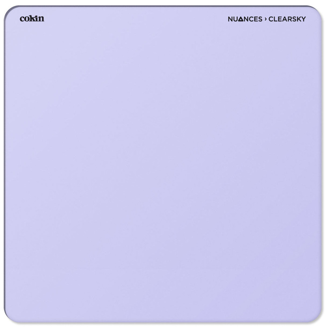 COKIN CLEARSKY FILTRE NUANCES TAILLE M