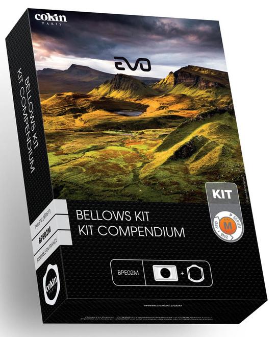 COKIN KIT EVO COMPENDIUM+PORTE-FILTRES M