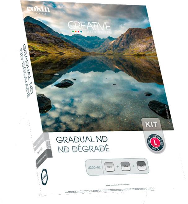 COKIN kit 3 filtres gnd.121-121l.121m.l.