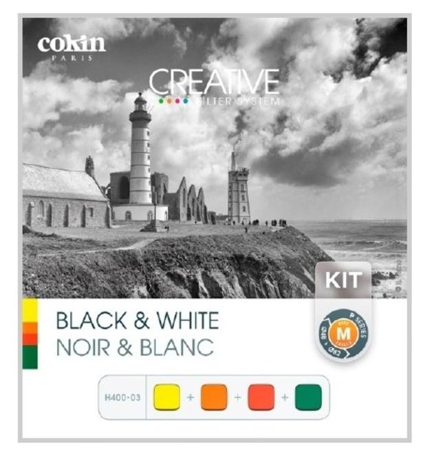 COKIN kit noir et blanc.001-002-003-004.m.