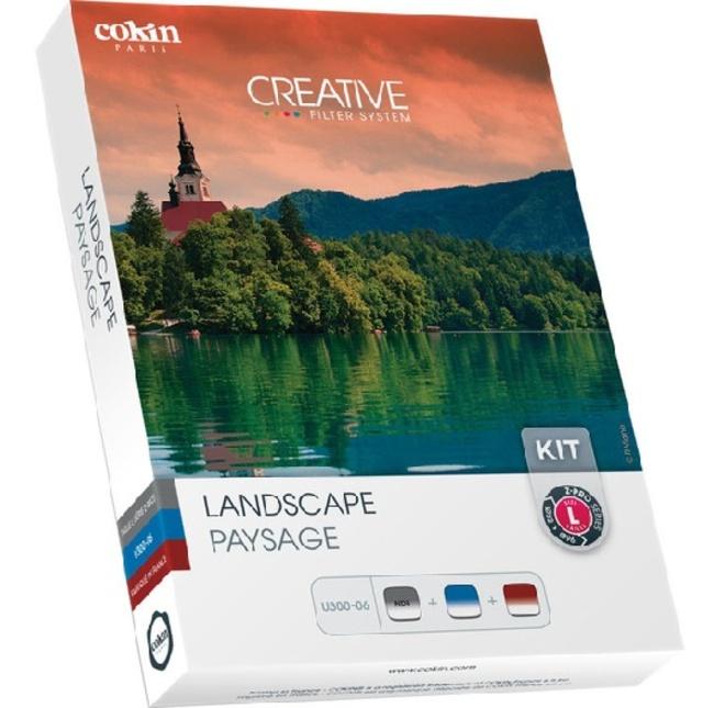 COKIN kit 3 filtres degpays.121s.123s.125s.l.