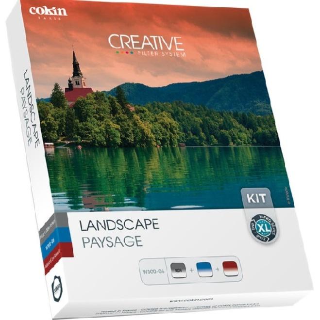 COKIN kit 3 filtres degpays.121s-123s-125s.xl.