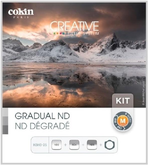 COKIN 121 l-121 m-121 s + porte-filtres.