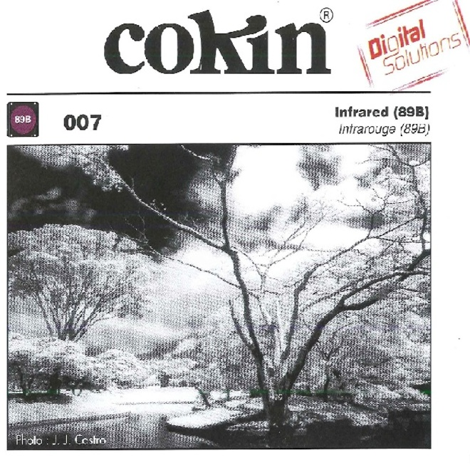 COKIN kit infrarouge (fh, 007).